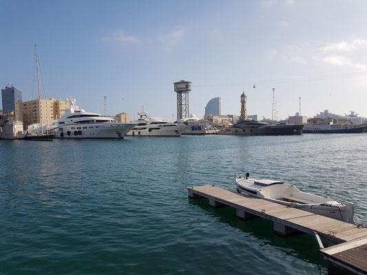 OneOcean Port Vell Barcelona