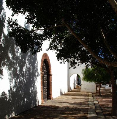La Antigua, Pfarrkirche von 1785