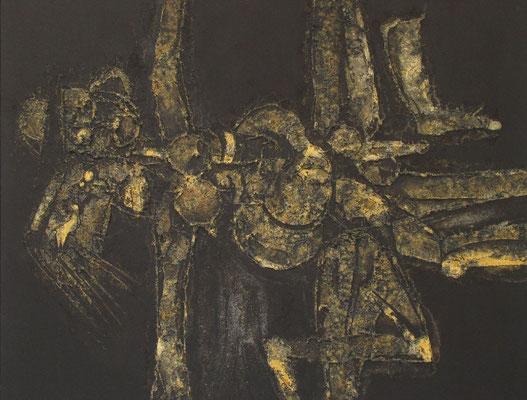 Gemälde von César Manrique.