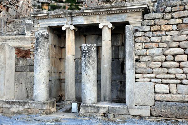 Hellenistisches Brunnenhaus, 3.-1. Jh. v. Chr.