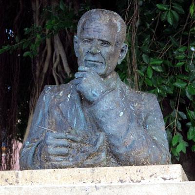 Bildhauer Manuel Ardil Robles (1910 - 1976)