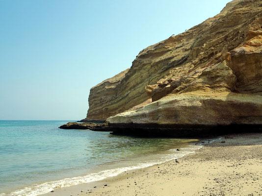 Am Strand von Qantab