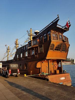 Kreuzfahrten mit dem Schiff Dziwnów