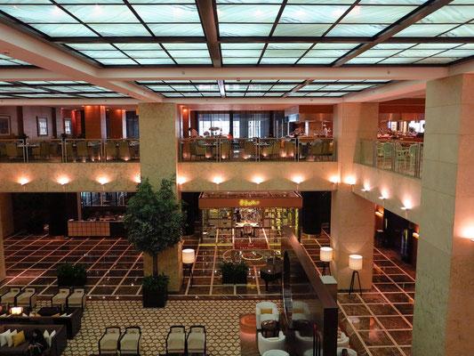 5-Sterne-Hotel Grosvenor House in Dubai Marina, Eingangshalle