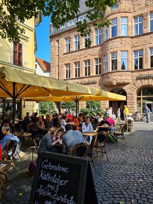 Café Frauentor in der Altstadt