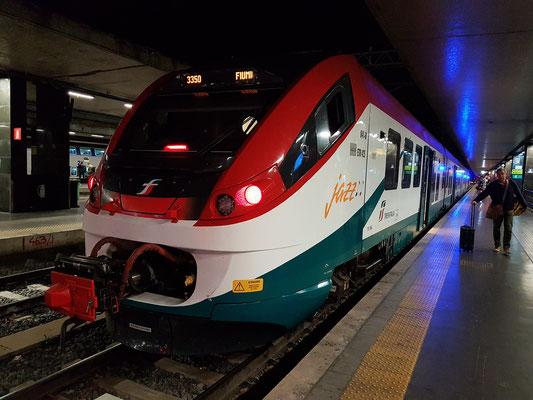 Leonardo Express in Roma Termini