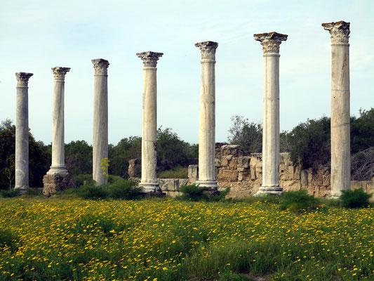 Nördlicher Porticus