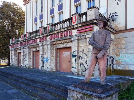 Altes Kino, ehemaliges Lichtspieltheater der Jugend