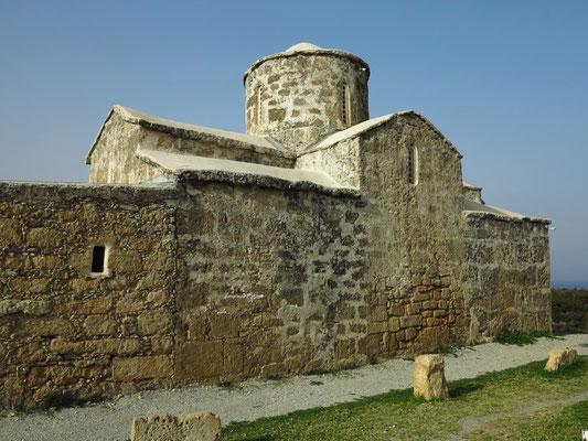 Griechisch-byzantinische Kirche beim Miniaturenpark, östlich von Kyrenia