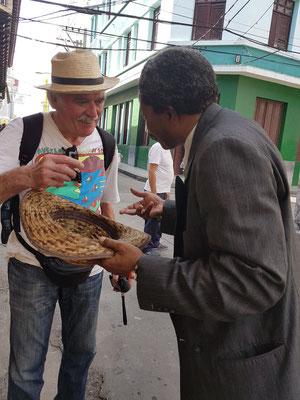 Casa de la Trova, Begegnung mit einem Zauberkünstler, ...