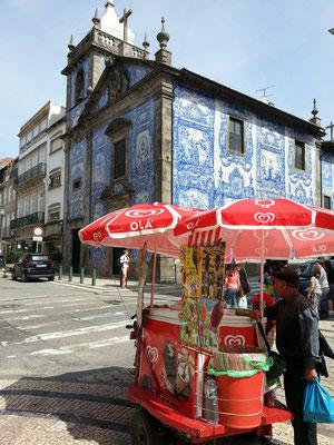 Porto. Capela Das Almas