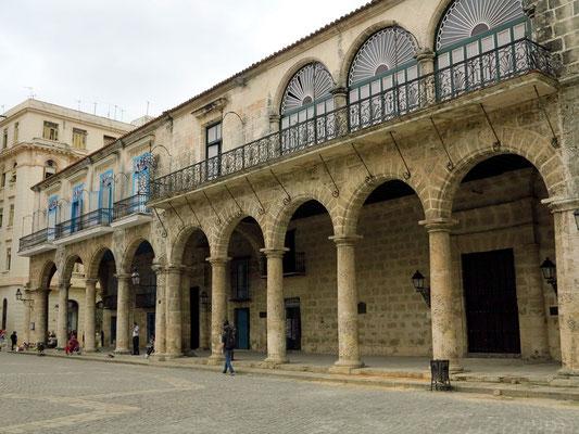 Plaza de Catedral