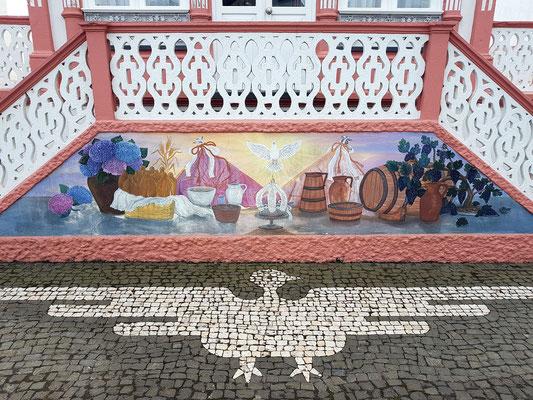 Vila de São Sebastião. Heiliggeistkapelle Império São Sebastião