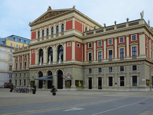 Konzerthaus des Wiener Musikvereins
