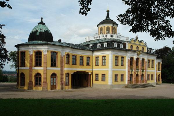 Schloss Belvedere (1.9.2006)