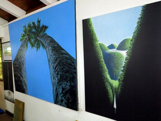 Werke von Lester Campa
