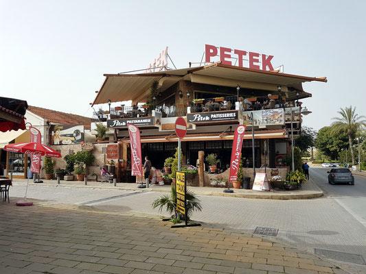 Konditorei Petek Pastahanesi in Famagusta