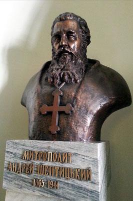 Andrej Sheptizkij (1865-1944), Metropolit der ukrainisch griechisch-orthodoxen Kirche