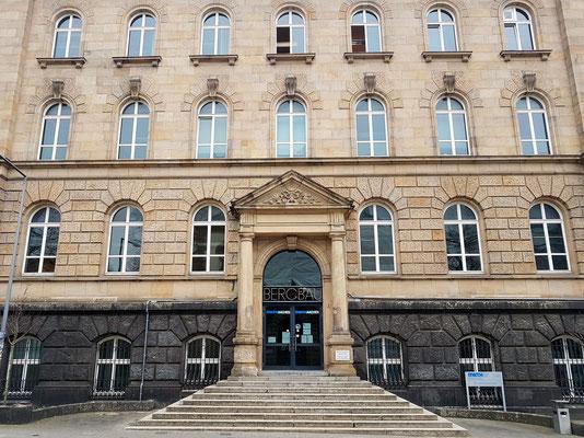 RWTH Aachen, Bergbaugebäude, 1894-1897 errichtet