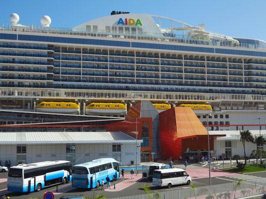 Kreuzfahrtschiff AidaNova