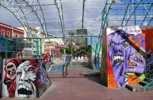Las Palmas, im Stadtteil Santa Catalina