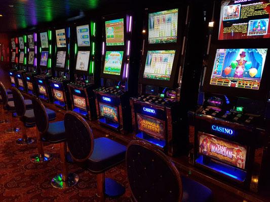 Freizeitangebot im Kasino