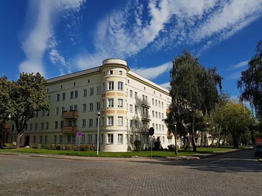 Wohnkolonie II, Saarlouiser Str.