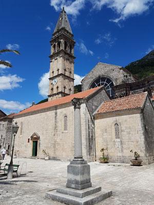 Römisch-katholische Kirche Sv. Nikola von 1616