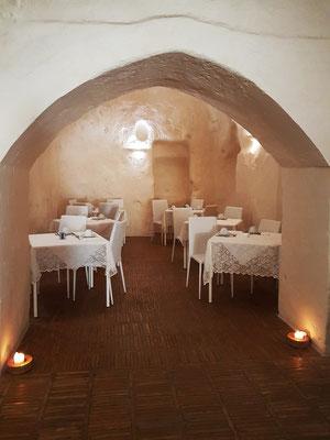 Frühstücksraum in Ai Terrazzini