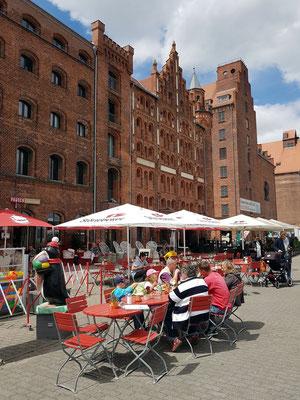Stralsund, Hafenstraße