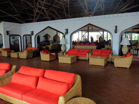 Zanzibar Beach Resort, Lobby