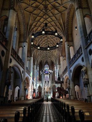 Schlosskirche, Hauptschiff