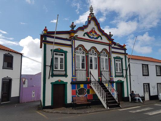Heiliggeistkapelle in Porto Judeu (Império do Divino Espirito Santo)