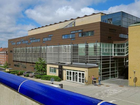 Musikhuset Aarhus, neuer Konzertsaal