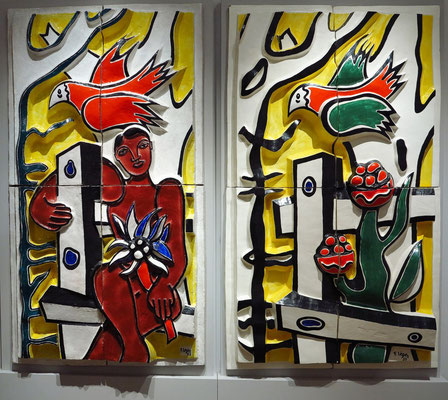 Fernand Léger (1881 - 1955): Keramik