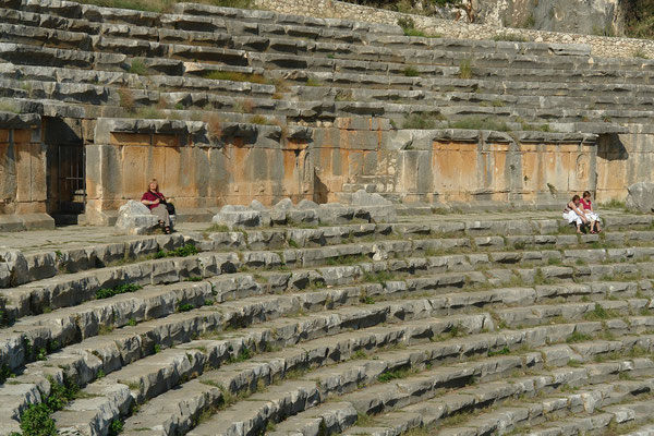 Römisches Theater in Myra