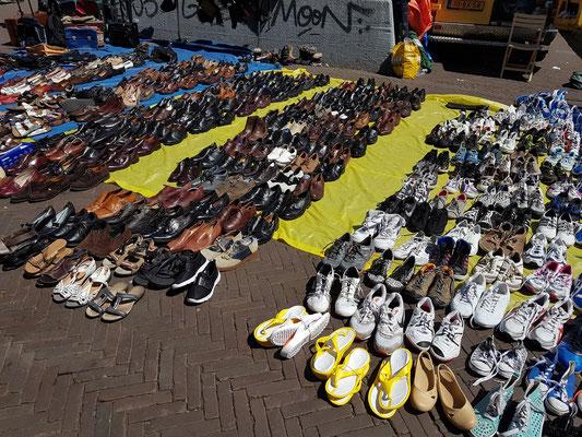 Flohmarkt Zwanenburgwal-Waterlooplein