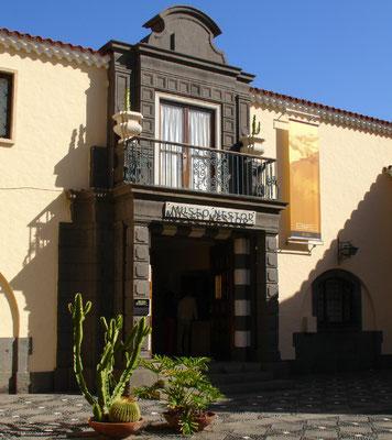 Las Palmas, Museum Nestor mit Werken von Nestor de la Torre (1887-1938)