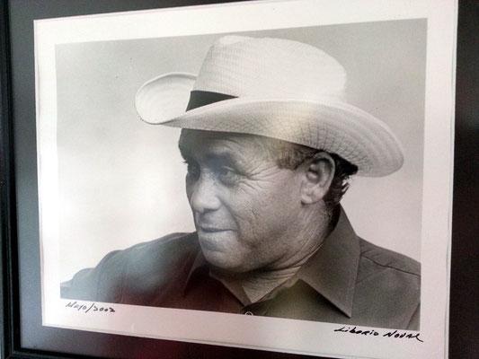 Polo Montañez, der verstorbene Sänger