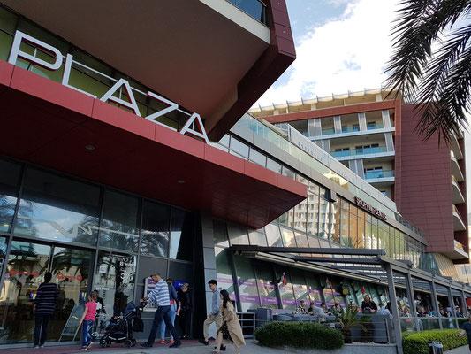 Budva, Einkaufszentrum TQ Plaza