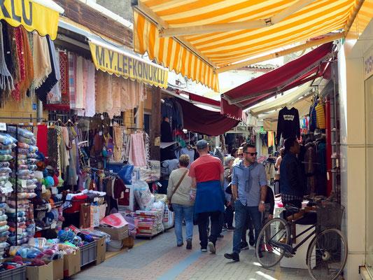 Arasta SK im nördlichen türkisch-zypriotischen Teil der Altstadt