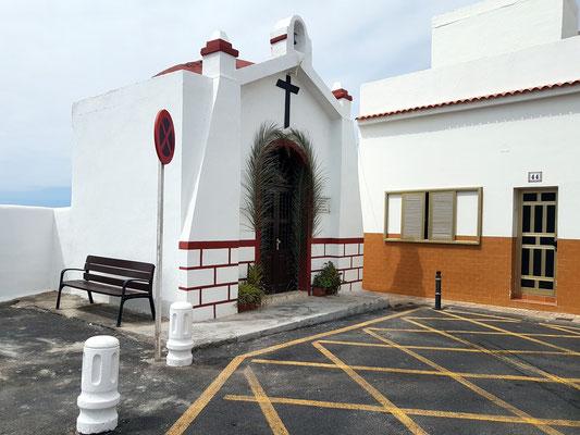Punta Brava, Ermita de la Santa Cruz