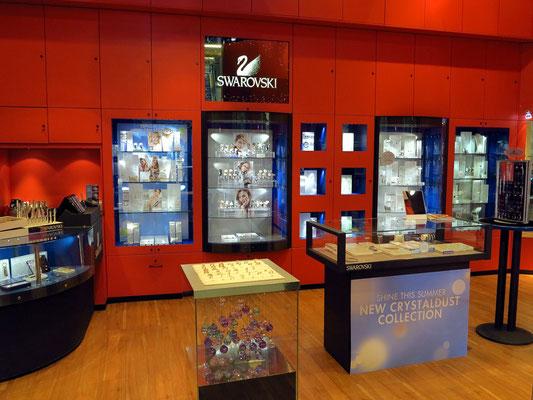 Swarovski Boutique Magna Plaza