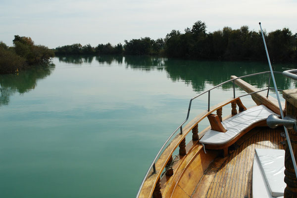 Bootsfahrt auf dem Manavgat