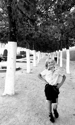 Im Park Mont des Arts (Foto: Kerstin Rother-Schäfer)