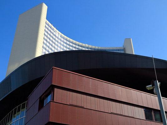 Internationales Zentrum Wien (UNO-City), 1973-1979