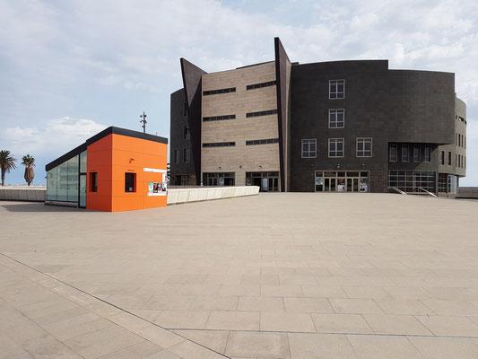 Auditorio y Palacio de Congresos de Fuerteventura in Puerto del Rosario