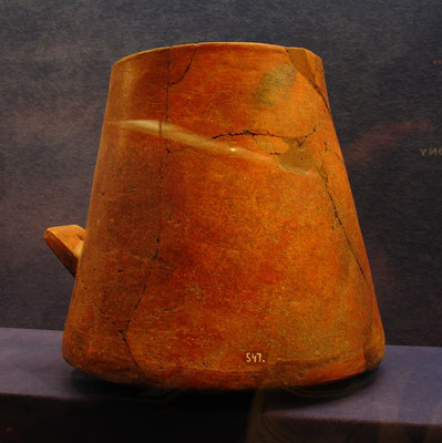 Museo Canario, Tonkrug