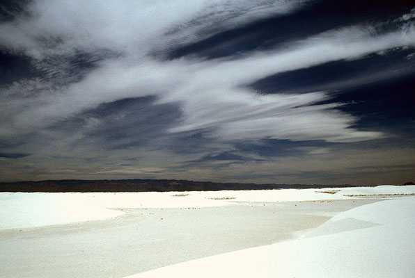 USA New Mexico, White Sands NP