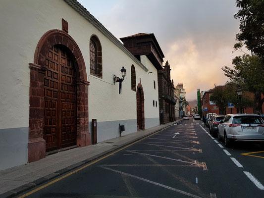 La Laguna. Kloster Santa Catalina und Palast Nava